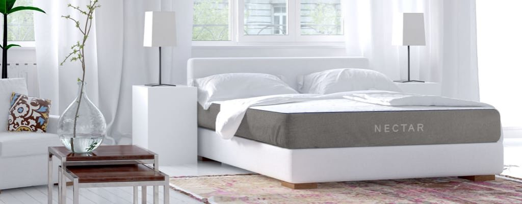 Try Any Mattress of Your Choice RISK-FREE @ Home With Free Delivery nectar_mattress-1024x400 Nectar ($100 off + 2 FREE Pillows)