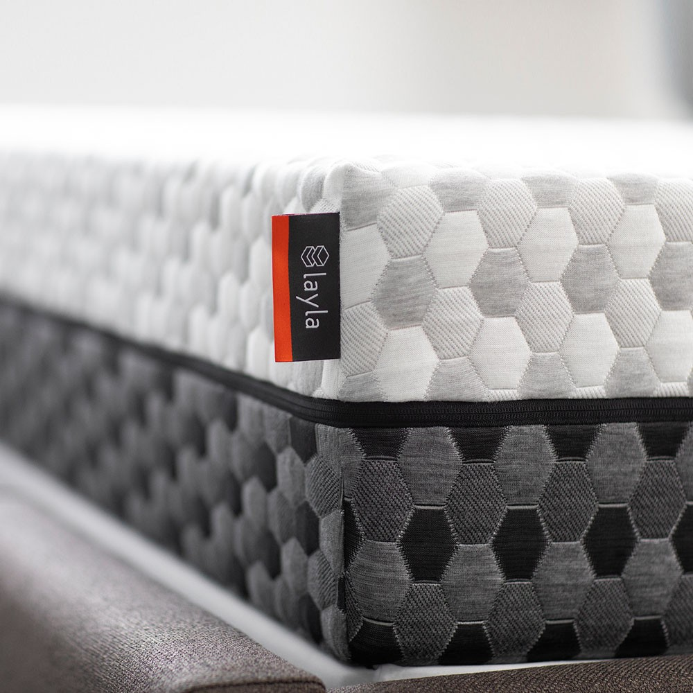 Try Any Mattress of Your Choice RISK-FREE @ Home W/ Free Delivery layla-mattress Layla ($300 deal)