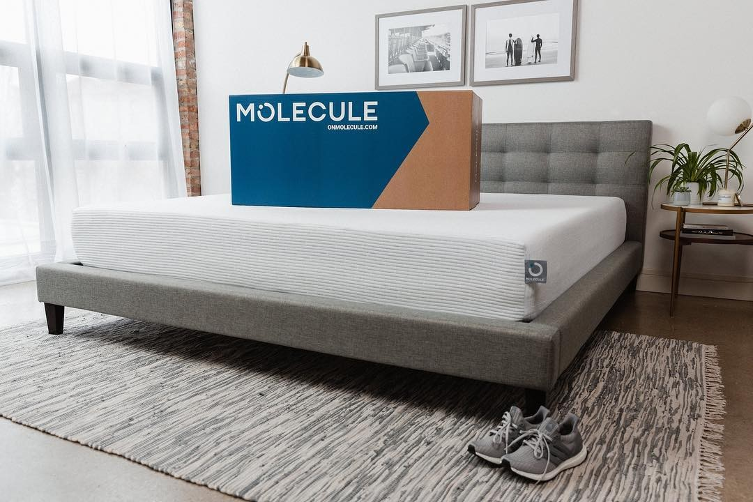 Try Any Mattress of Your Choice RISK-FREE @ Home With Free Delivery molecule-mattress MOLECULE Mattress Review (20% off)
