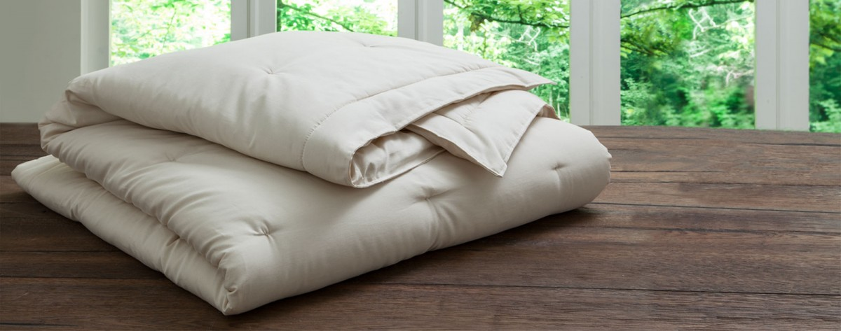 Try Any Mattress of Your Choice RISK-FREE @ Home W/ Free Delivery WOOL_COMFORTER_PlushBeds Best Weighted Blankets Review