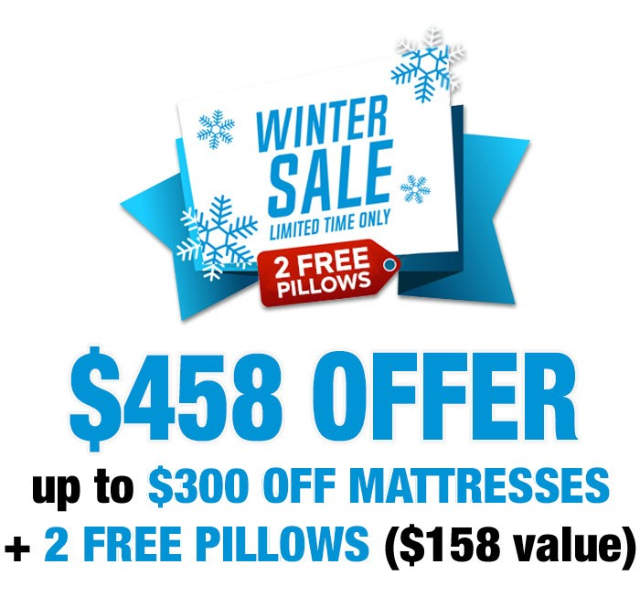 Try Any Mattress of Your Choice RISK-FREE @ Home W/ Free Delivery winter-sale Nolah AirFoam (save $458)